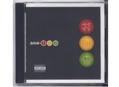 Blink-182 眨眼182合唱團 Take Off Your Pants and Jacket 脫光光