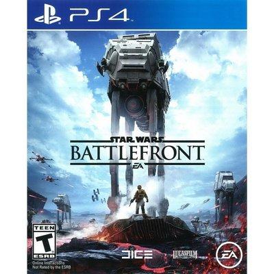 【全新未拆】PS4 星際大戰 戰場前線...