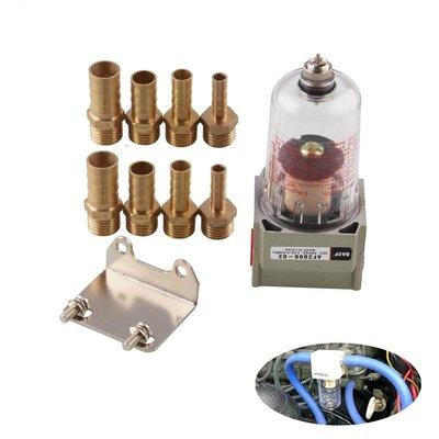 現貨直出@空氣過濾器小型真空過濾器汽車通用改裝機油濾清器 C01D40071