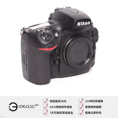 「標價再打97折」NIKON D800E 單機身 快門數23938次 公司貨【店保1個月】3630萬像素單眼相機 高速CF和SD記憶卡雙插槽 BF685