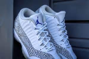 全新正品 Air Jordan 11 Low IE Cobalt 11代練習鞋 爆裂紋 306008-102