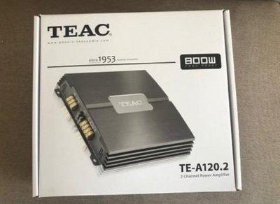 😻 我發現超棒的東西『現貨高CP值正品日本Teac TE-A120.2 二聲道擴大機 外場PA擴大機