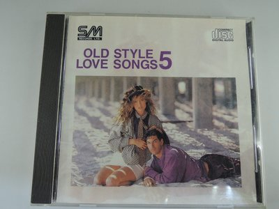 OLD STYLE LOVE SONGS 5【二手良品】