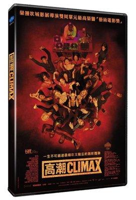 『光碟超市』電影 高潮 CLIMAX DVD 全新正版 -起標價=結標價