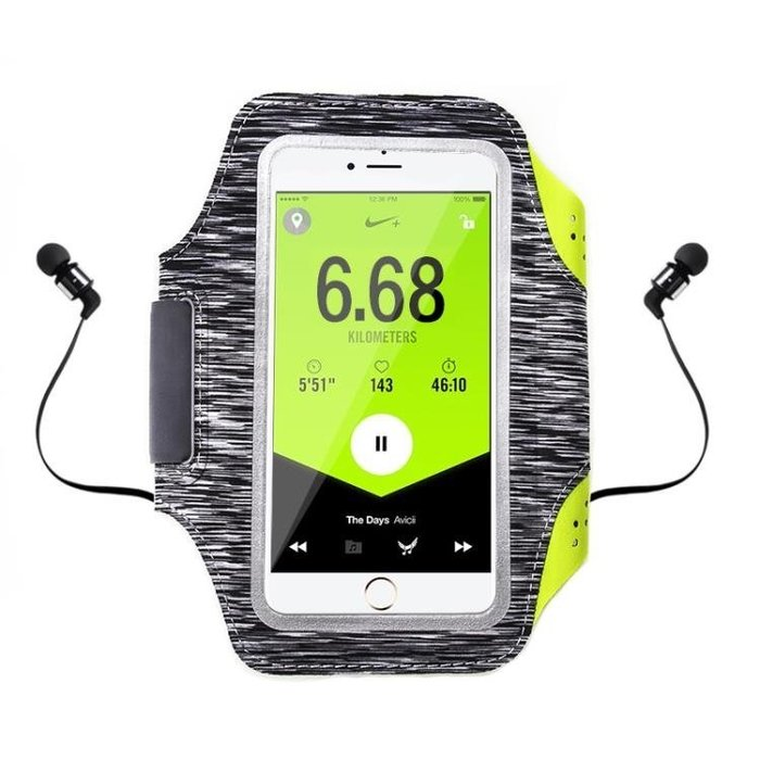 現貨/iPhoneX運動臂帶蘋果8跑步手機包Plus臂袋6s臂包7男女款透氣迷彩137SP5RL/ 最低促銷價