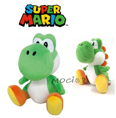 日本正版 超級瑪莉歐 耀西 恐龍 瑪莉兄弟 娃娃 玩偶 公仔 玩具擺飾 S 任天堂【MOCI日貨】Mario 瑪利歐