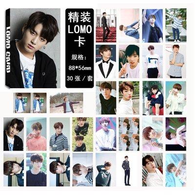 【首爾小情歌】BTS 防彈少年團 田柾國 個人款 卡片#02 小卡組 30張