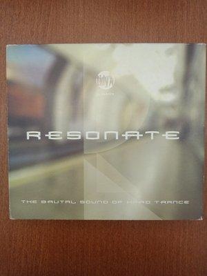 TIDY PRESENTS - RESONATE - 2002年雙CD版 - 9成新 - 151元起標  R679