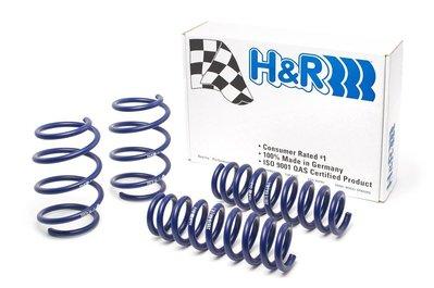 【樂駒】H&R BMW F32 428i 435i Sport Spring Set 運動型 彈簧 側傾 底盤 系統