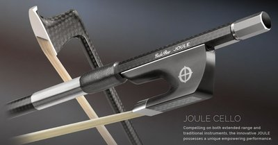 皇家樂器~全新美國Coda Bow Joule Carbon Fiber 4/4 大提琴碳纖弓
