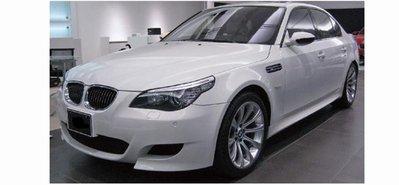 DJD19050425 BMW E60 M5 M-POWER 前保桿 含通風網 PP材質 素材