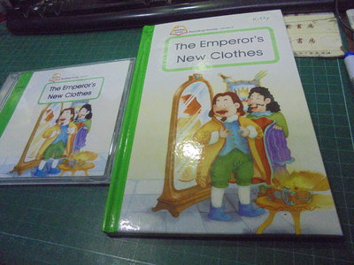 reading house the emperor's new clothes敦煌書局2002年版位21-1美美書房