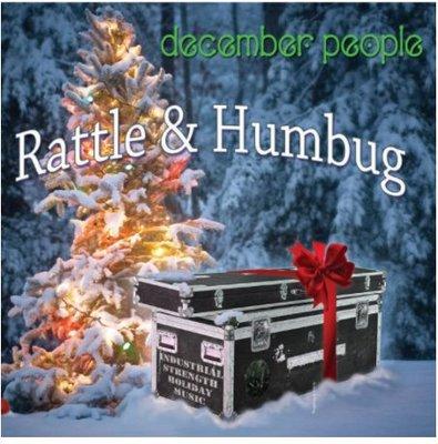 【搖滾帝國】熱情洋溢搖滾聖誕歌曲 DECEMBER PEOPLE Rattle & Humbug 全新digi版專輯