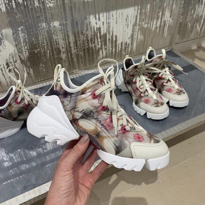 Dior Homme 運動鞋,凝聚獨特技藝與靈動創意。