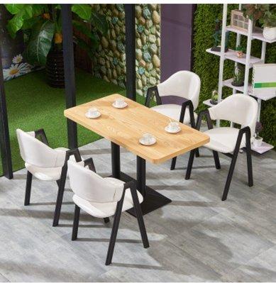 家用商用1桌4椅姐合家用餐枱 商用餐桌 Coffice shop 包郵22