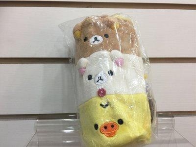 拉拉熊水壺袋(日本帶回來)