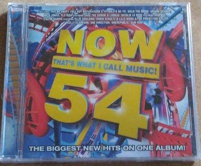 正版CD《Now That s What I Call Music 54》 全新未拆
