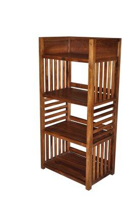 塔森柚木家具-全柚木書櫃/櫥櫃/置物櫃CA-6