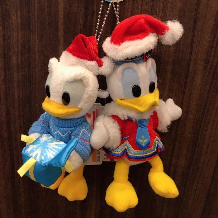 ☆Mizukinrin IN JP☆日本迪士尼樂園限定-聖誕節-唐老鴨/聖誕禮物唐老鴨