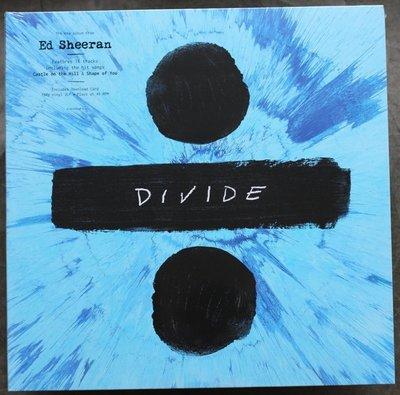 全新歐版黑膠- 紅髮艾德 /÷ (Divide) (限量45轉雙片裝黑膠) ED SHEERAN /÷ (Divide)