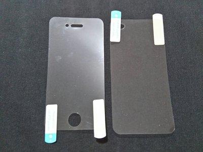 全新 iphone 4 螢幕 加機背透保護貼