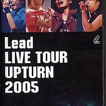 【嘟嘟音樂坊】Lead - Live Tour Upturn 2005 VCD
