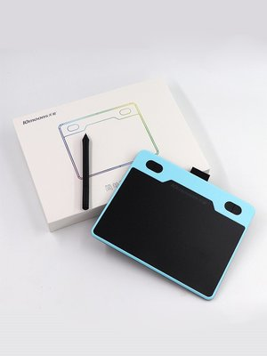C596天敏T503數位板可連接手機手繪板電腦繪畫繪圖板手寫板寫字輸入板