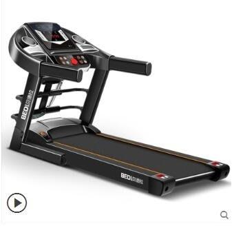 跑步機家用款超靜音減震室內迷妳電動小型折疊式健身器材CY