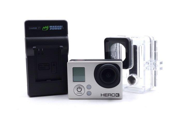 【台中青蘋果】GoPro Hero 3 二手 運動攝影機 #33614