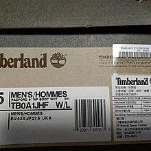 Timberland 男款小麥黃絨面Radford 6吋輕量化防水靴 | TB0A1JHF 9成新 男鞋9.5號