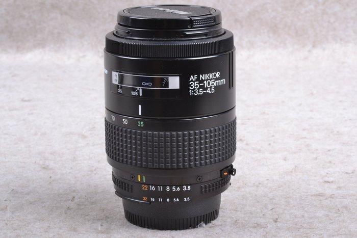 【品光攝影】NIKON AF 35-105mm F3.5-4.5 D 旅遊鏡 FH#58324J