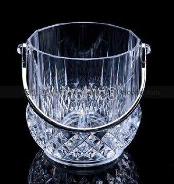 INPHIC-壓克力冰桶水晶冰桶鑽石冰桶家用冰桶冰桶塑膠酒吧KTV 專用