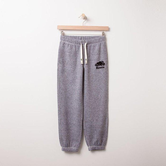 ~☆.•°莎莎~*~☆~~加拿大 ROOTS Original Sweatpant 棉褲(童)
