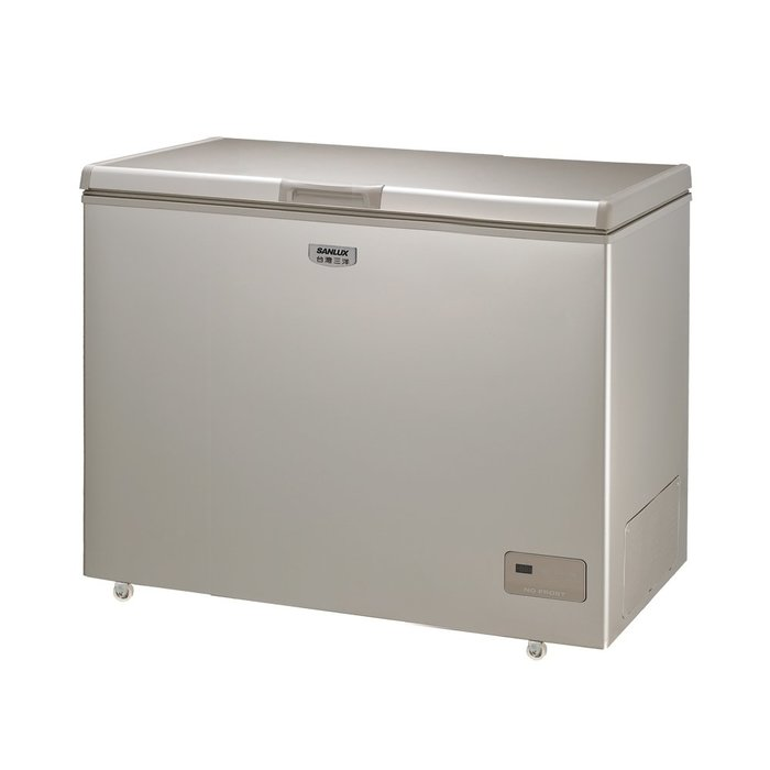 SANLUX 台灣三洋 186L 上掀式 冷凍櫃 風扇式 無霜 SCF-186GF $11100