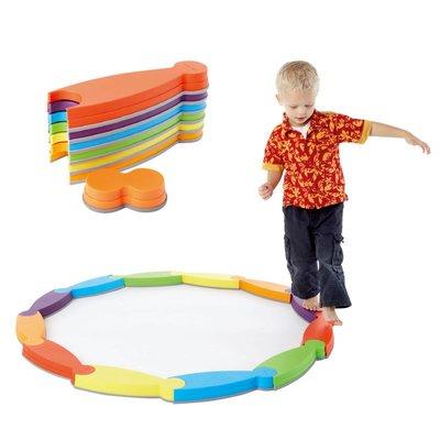 ☆天才老爸☆→【GONGE】平衡河道連接板←兒童 幼兒 教具 教學 道具 設備 感覺 統合 綜合 訓練 運動 平衡 協調