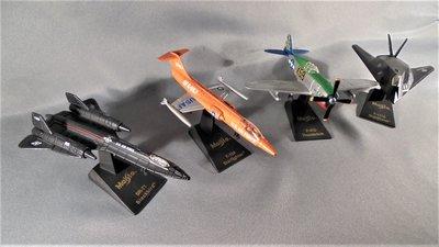 戰機4款 (4件)