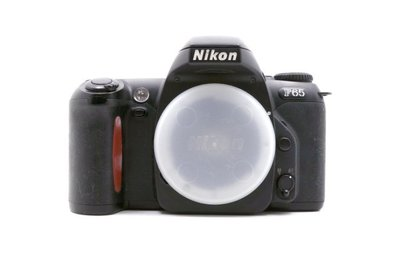 【台中青蘋果競標】Nikon FM65 二手 底片相機 標多少賣多少 收藏品出售 #27206