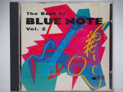 【月界二手書店】The Best of Blue Note, Vol. 2(絕版)_藍調 〖專輯〗ACF