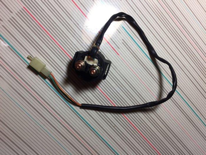 豪漢125 起動繼電器 繼電器