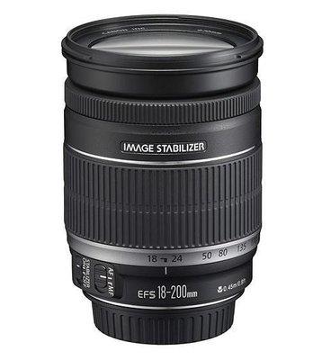【eWhat億華】Canon EF-S 18-200mm f3.5-5.6 IS 平輸 拆鏡 裸裝 現貨 旅遊鏡 【2】