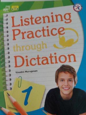 listen practice through dictation
