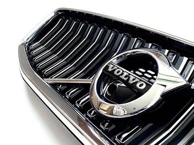 new S60頂級 Inscription 直瀑式鍍鉻水箱護罩 VOLVO正廠零件 德國原裝進口 義大利製造