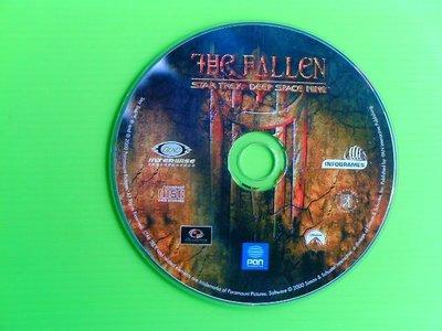 《啄木鳥小舖》原版 遊戲〝星際爭霸戰 星宇九號:力挽狂瀾 〞英文 (Windows XP 適用)