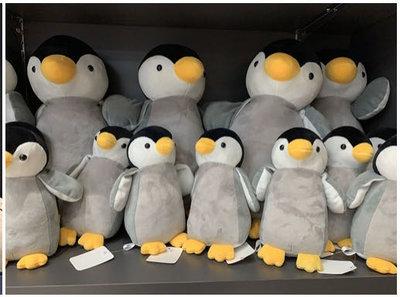 Xpark水族館 企鵝玩偶(小)