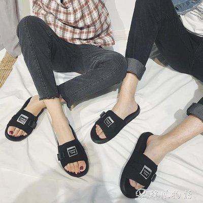 9992019新款拖鞋女夏外穿時尚平底涼拖沙灘鞋防滑韓版越南一字拖下單後請備註顏色尺寸