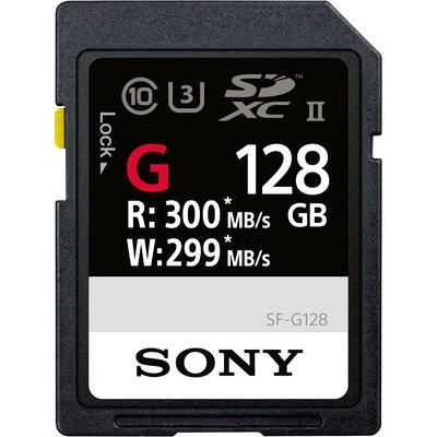九晴天 租記憶卡 出租~SONY 128G SDXC U3 300MB/s UHS-II