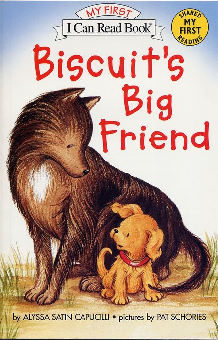 *小貝比的家*BISCUIT'S BIG FRIEND /MY FIRST/平裝/3~6歲