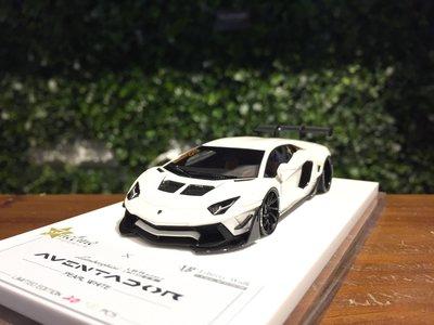 1/43 FuelMe LB-Works Aventador 50th LP700-4 FM43007JN18【MGM】