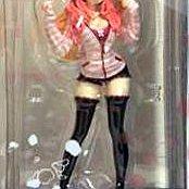 日本正版 FLARE Fate/EXTRA CCC Caster 玉藻前 私服 便服 模型 公仔 日本代購