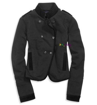【美衣大鋪】☆ ae AMERICAN EAGLE OUTFITTERS ☆Cadet Jacket 立領外套